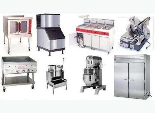 Оборудование столовой кухни ресторана