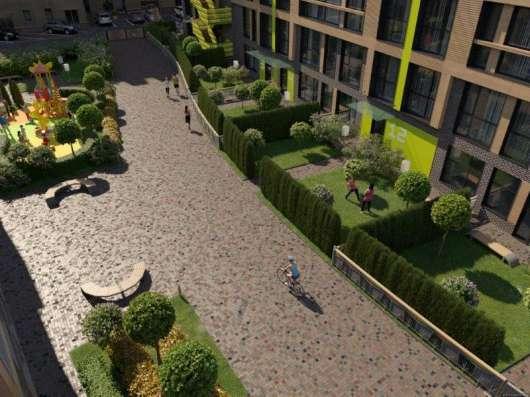 """Апартаменты в готовом комплексе бизнес - класса """"Парк Мира"""""""