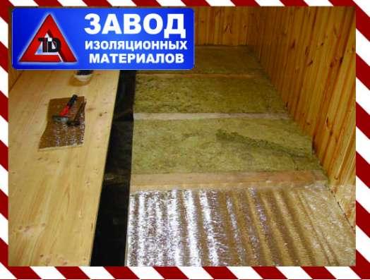 Подложка под теплый пол в Новосибирске Фото 1