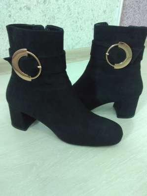 Ботинки MANGO 38 р-р