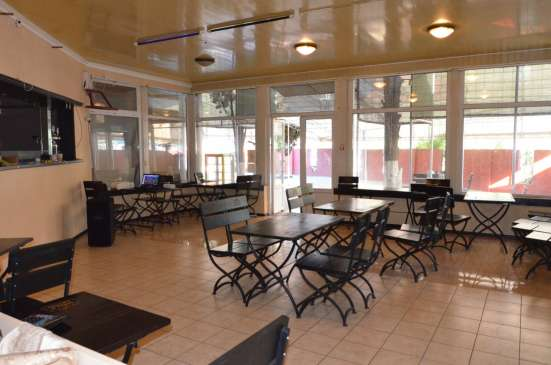 Кафе-бар с летней площадкой 180 м2, Северная (Моряк)