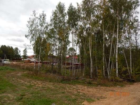 Зем. участок 14 соток, с фундаментом, коммуник. по границе в Смоленске Фото 1