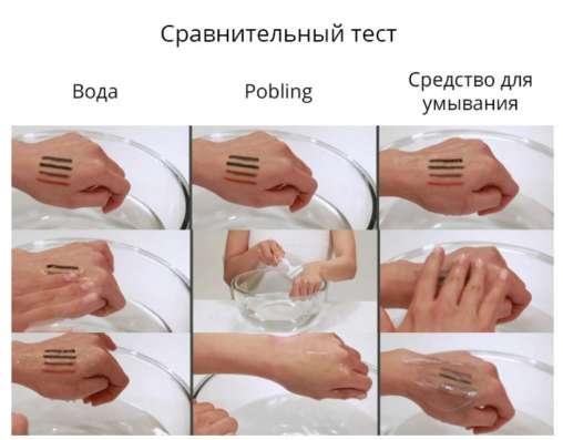 Ультразвуковая щетка для лица Pobling