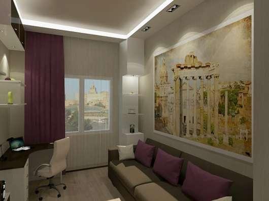 Дизайн интерьера и художественная роспись стен в Иванове Фото 4