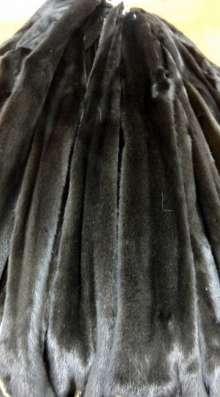 Шкурки черной норки