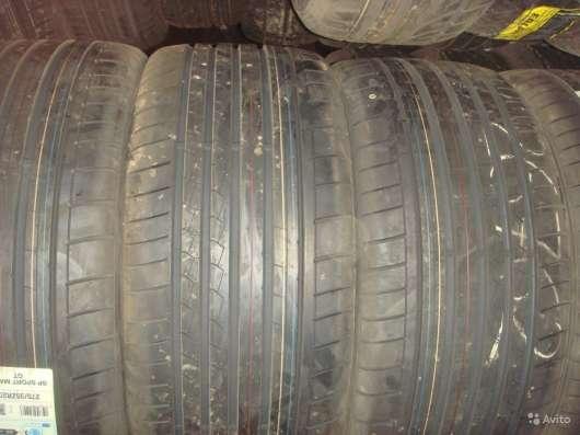 Новые Dunlop 255/40 R18 Sport Maxx GT MO MFS