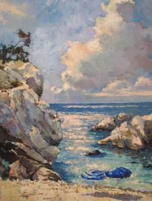 Картина маслом на холсте в г. Севастополь Фото 3