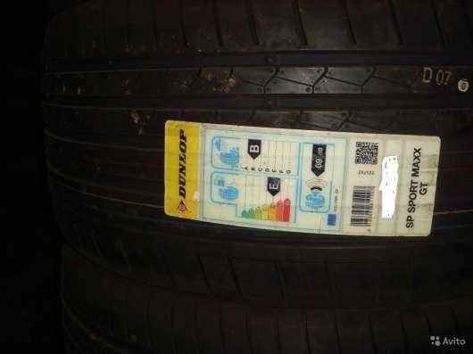 Новые Dunlop 255/35ZR19 Sport Maxx GT AO XL 96Y