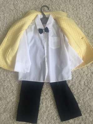 Очень стильные детские костюмы фирмы Krasnal размер 86 в Москве Фото 4