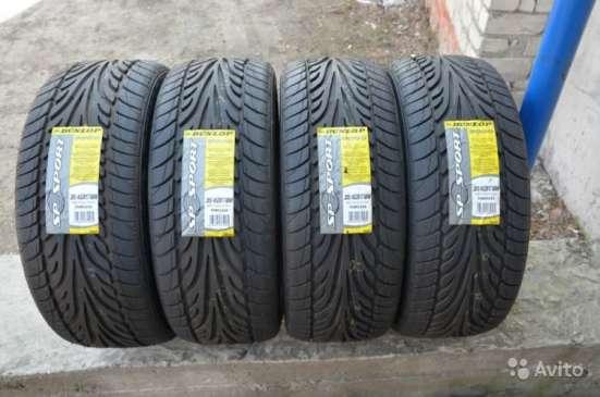 Новые шины дунлоп 285/50ZR18 Sp 9000