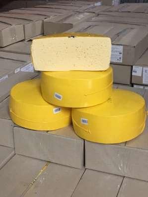 Сыр оптом от 10 тон