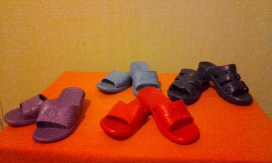 Сланцы детские пластиковые