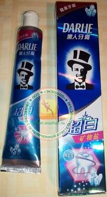 Зубная отбеливающая паста из Таиланда и Вьетнама