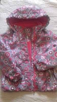 Куртки на флиссе утепл. Otventure/Lupilu 110-116
