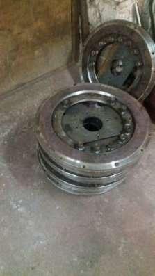 Круг поворотный точёный кшп-6