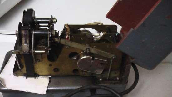 Заводской прибор -фиксатор прохода через проходную.поворотом