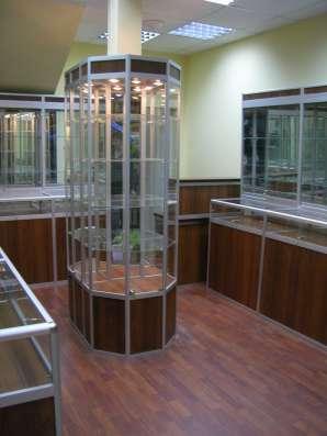 Витрина музейная