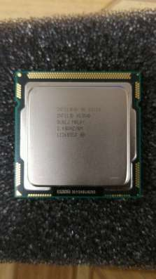 Intel Xeon X3430 SLBLJ Socket 1156 2.4GHz 4 ядра, кэш 8М