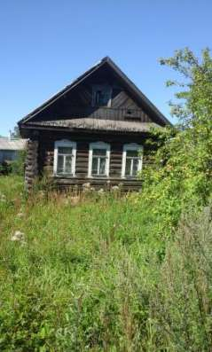 дом с пропиской в д.Федорково Парфинского района