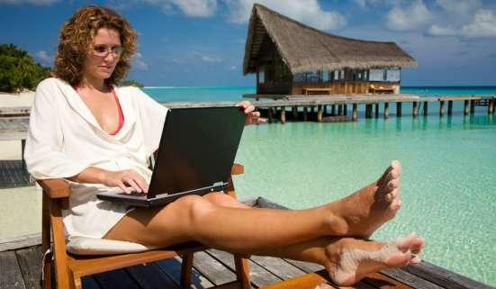 Подработка дома в интернете. Совмещение