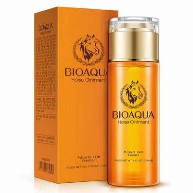 Увлажняющая сыворотка BioAqua Horseoil с конским жиром