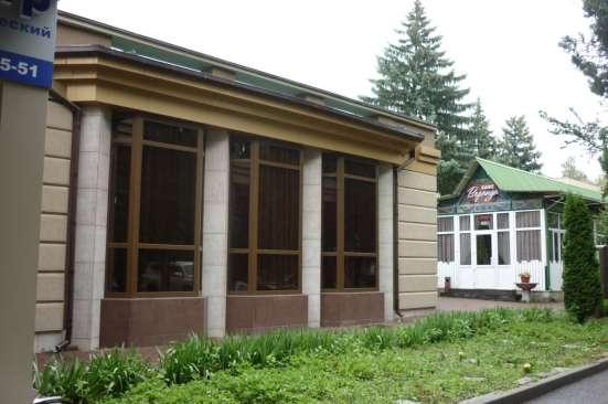 Продам кафе и ПСН, Пятигорск, парк Цветник, пл.362 кв. м