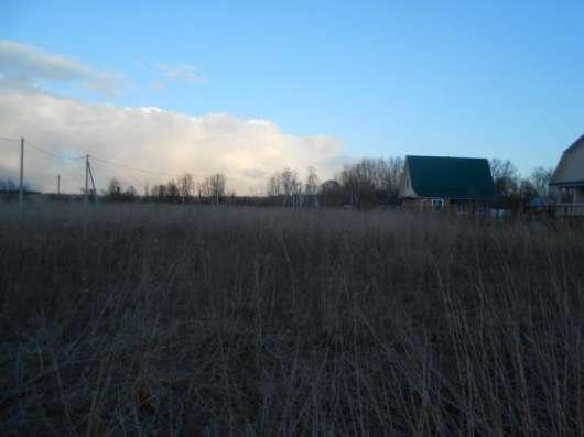 Продается земельный участок 12 соток в д. Шебаршино, Можайский р-он, 123 км от МКАД по Минскому шоссе. Фото 2