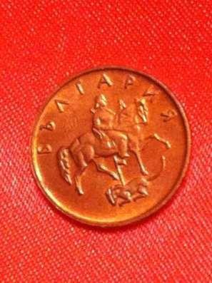 Болгария 5 стотинок