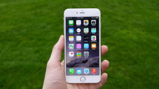 Продаю iPhone 6+ gold 128gb