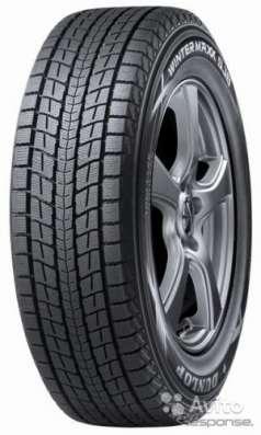 Новые липучки Dunlop 225/65 R17 Winter Maxx SJ8