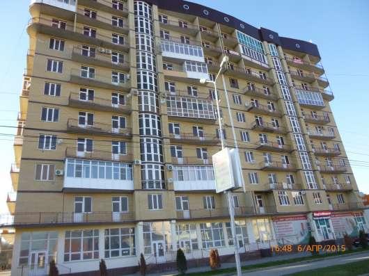 Новострой, в центре города