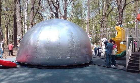 Передвижной планетарий