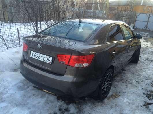 Продажа авто, Kia, Cerato, Механика с пробегом 81000 км, в Екатеринбурге Фото 3