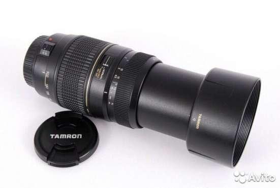 Объектив Tamron 70-300mm F4.0-5.6 Di Macro