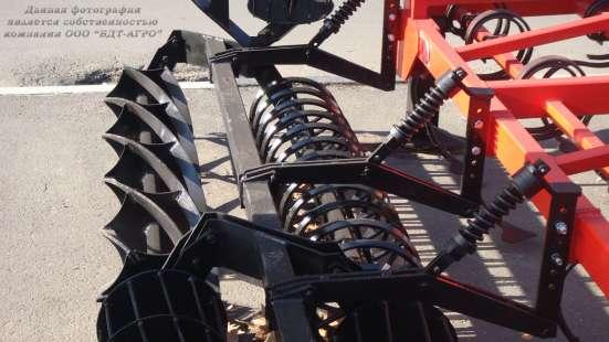 Культиватор широкозахватный универсальный КШУ 4,8 прицепной в Краснодаре Фото 2