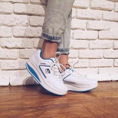 Обувь для пассивного фитнеса