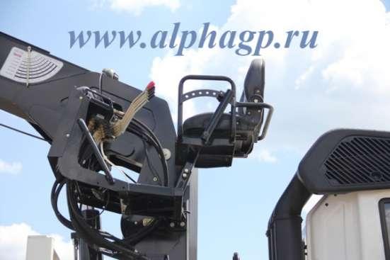 Кран-манипулятор (КМУ) HIAB 190T (Хиаб) на базе Hyundai HD170 (Хендай)