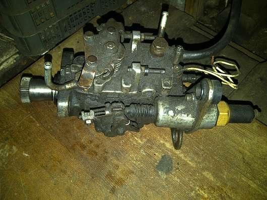 Fiat Ducato 2.5D топливный насос высокого давления (тнвд)