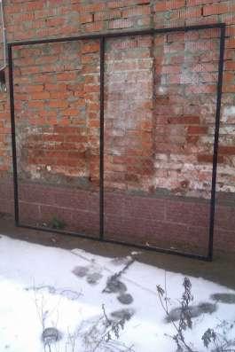 Ворота и калитки в Старом Осколе Фото 1
