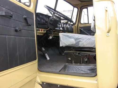 Урал 4320 с консервации с новым гидроманипулятором