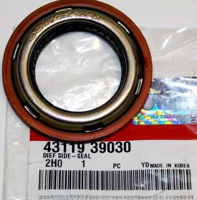 Сальник привода левый Kia/Hyundai 43119-39030 оригинал