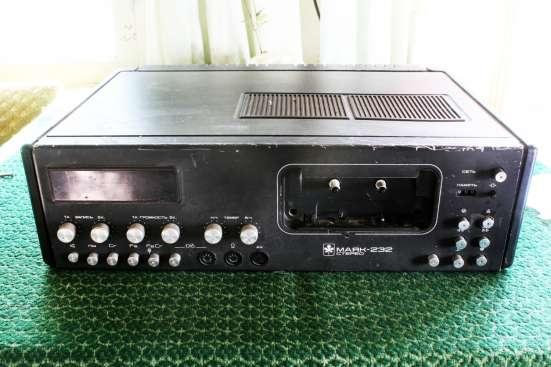 Продам маяк 232-кассетный магнитофон