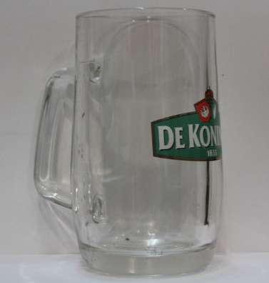 Брендированная пивная кружка De Koninck(Де Конинк)