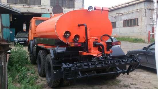 Автогудронаторное оборудование ТМ-6,0Г в Кургане Фото 2