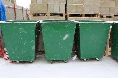 Мусорный контейнер Металлический Без крышки в Тольятти Фото 4