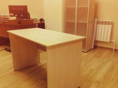 Стол прямой офисный 120*60*75 С6-12 в Санкт-Петербурге Фото 2