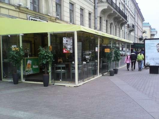 Ангары, Летние кафе, Склады, Пристройки, Павильоны в Санкт-Петербурге Фото 1
