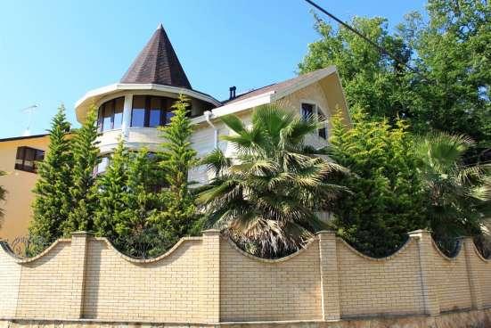 Дом в хосте