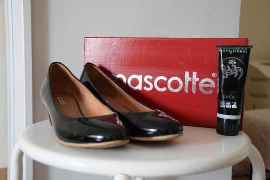 Лаковые туфли Mascotte