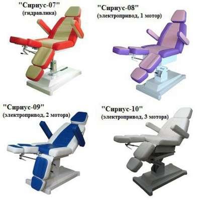 Оборудование для косметологического кабинета и педикюрного